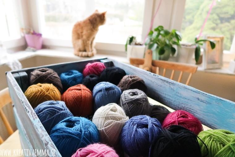 garner och katt