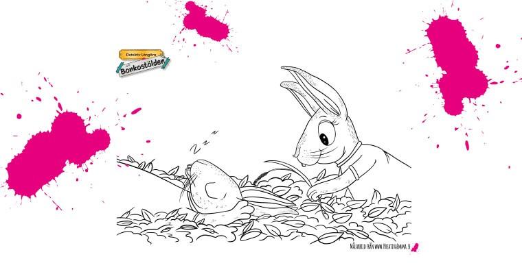 kaninerna helga och holger